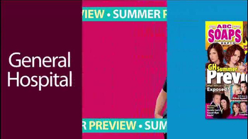 ABC Soaps in Depth TV Spot, 'General Hospital Summer Preview' - Thumbnail 2