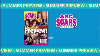 ABC Soaps in Depth TV Spot, 'General Hospital Summer Preview'