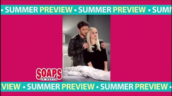 ABC Soaps in Depth TV Spot, 'General Hospital Summer Preview' - Thumbnail 7