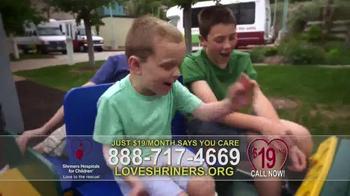 Shriners Hospitals For Children TV Spot, 'Love Is' - Thumbnail 4