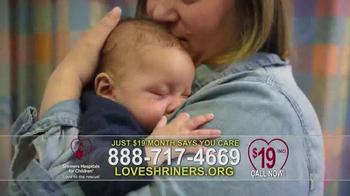 Shriners Hospitals For Children TV Spot, 'Love Is' - Thumbnail 6
