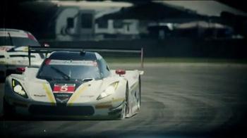 International Motor Sports Association App TV Spot, 'The Latest News' - Thumbnail 1
