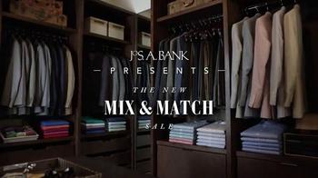 JoS. A. Bank Mix & Match Sale TV Spot, 'Sportswear' - Thumbnail 1