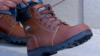 SKECHERS Work Footwear TV Spot, 'Botas resistentes' [Spanish]