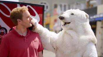 Pepsi TV Spot, 'But Only With Pepsi: Bear' - 4040 commercial airings