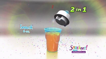 Snackeez Duo TV Spot, 'Guest List' - Thumbnail 3