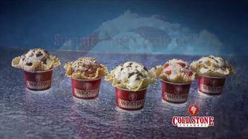 Cold Stone Creamery Summertime Creations TV Spot, 'Summer Full of Flavor' - Thumbnail 2