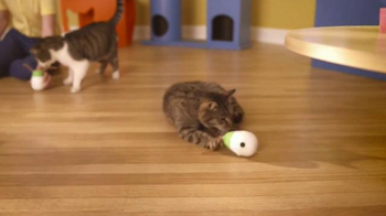 Friskies Pull 'n Play TV Spot, 'Playhouse' - Thumbnail 9