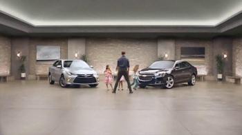 Chevrolet Malibu Bonus Tag TV Spot, 'Kid Tested' - Thumbnail 5