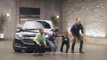 Chevrolet Malibu Bonus Tag TV Spot, 'Kid Tested' - Thumbnail 6