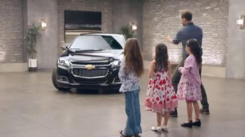 Chevrolet Malibu Bonus Tag TV Spot, 'Kid Tested' - 133 commercial airings