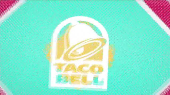 Taco Bell Happier Hour TV Spot, 'Brighten Up' Song by Anamanaguci  - Thumbnail 6