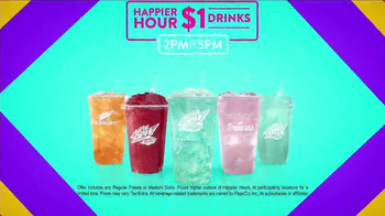 Taco Bell Happier Hour TV Spot, 'Brighten Up' Song by Anamanaguci  - Thumbnail 5