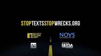 Stop the Texts, Stop the Wrecks TV Spot, 'Driving Deer' - Thumbnail 8