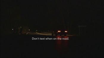Stop the Texts, Stop the Wrecks TV Spot, 'Driving Deer' - Thumbnail 6