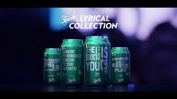 Sprite Lyrical Collection TV Spot, 'Obey Your Verse ' Feat. Drake, Nas - Thumbnail 5
