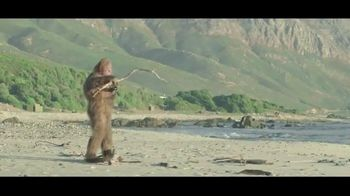 Jack Link's Beef Jerky TV Spot, 'Messin' with Sasquatch: Beach Hole' - 1172 commercial airings