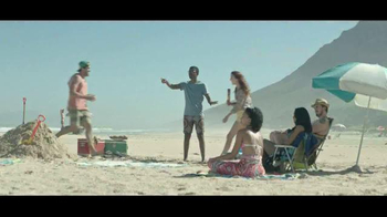 Jack Link's Beef Jerky TV Spot, 'Messin' with Sasquatch: Beach Hole' - Thumbnail 2