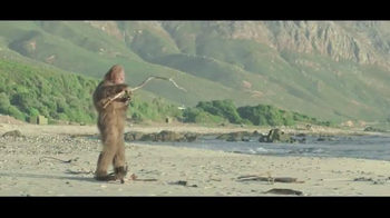 Jack Link's Beef Jerky TV Spot, 'Messin' with Sasquatch: Beach Hole'