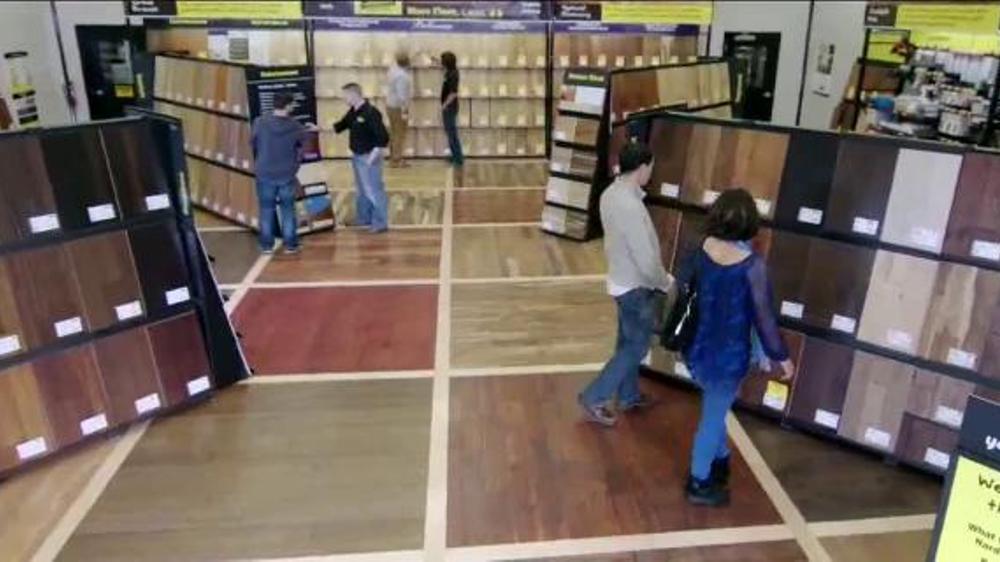 Lumber Liquidators Tv Commercial Hardwood For Less
