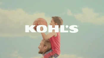 Kohl's Celebrate Dad Sale TV Spot, 'Summer Fun for Dad' - Thumbnail 1