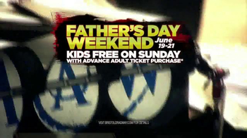 2015 NHRA Thunder Valley Nationals TV Spot, 'Father's Day' - Thumbnail 7