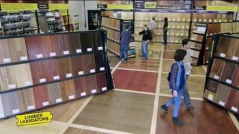 Lumber Liquidators TV Spot, 'Hot Styles' - Thumbnail 1