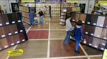 Lumber Liquidators TV Spot, 'Hot Styles' - Thumbnail 2