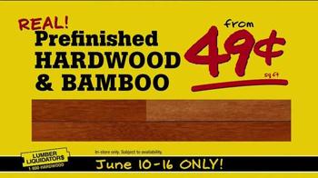 Lumber Liquidators TV Spot, 'Hot Styles' - Thumbnail 7