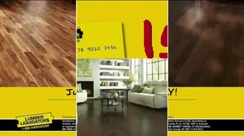 Lumber Liquidators TV Spot, 'Hot Styles' - Thumbnail 9