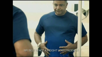 Mr Belt TV Spot, 'Slim & Fit in Seconds' - Thumbnail 1