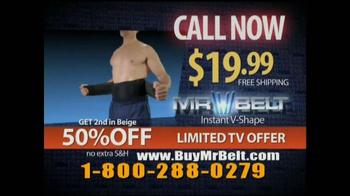 Mr Belt TV Spot, 'Slim & Fit in Seconds' - Thumbnail 10