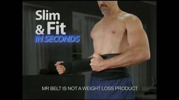 Mr Belt TV Spot, 'Slim & Fit in Seconds' - Thumbnail 2