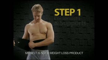 Mr Belt TV Spot, 'Slim & Fit in Seconds' - Thumbnail 3