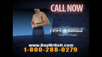 Mr Belt TV Spot, 'Slim & Fit in Seconds' - Thumbnail 9