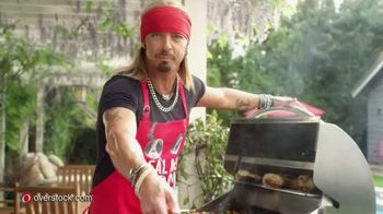 Overstock.com TV Spot, 'Take the Party Outside' Featuring Bret Michaels - 157 commercial airings