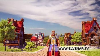 Elvenar TV Spot, 'Human or Elf'