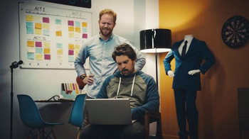 Mountain Dew Kickstart TV Spot, 'Comedy Central Writer Room' Ft Adam Devine - 6 commercial airings