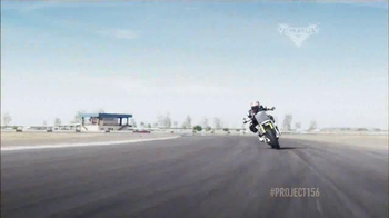 Victory Motorcycles TV Spot, 'Project 156'