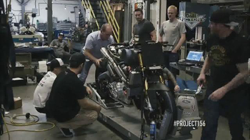 Victory Motorcycles TV Spot, 'Project 156' - Thumbnail 4