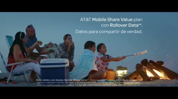 AT&T Mobile Share TV Spot, 'Nuestro plan' [Spanish] - Thumbnail 10