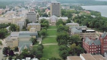 University of Wisconsin Madison TV Spot, 'Keep Wisconsin Growing' - Thumbnail 1