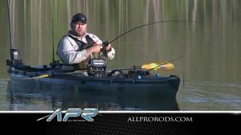 All Pro Rods TV Spot, 'Sensitive Power' - Thumbnail 6