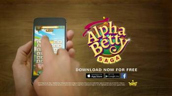 AlphaBetty Saga TV Spot, 'Cheese' - Thumbnail 10