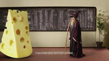 AlphaBetty Saga TV Spot, 'Cheese'