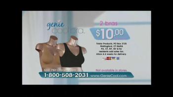 Genie Cool Bra TV Spot, 'Comfort Guarantee' - Thumbnail 10