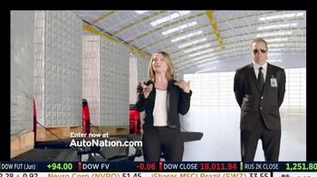 AutoNation Thanks-A-$10 Million Sweepstakes TV Spot, 'Hangar'
