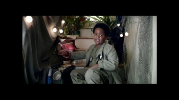 Chex Cereal TV Spot, 'Fort Green Sheets'