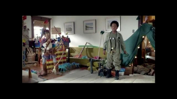 Chex Cereal TV Spot, 'Fort Green Sheets' - Thumbnail 8