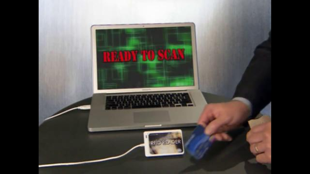 Card Lock TV Commercial, 'Stay Protected From Identity Theft'